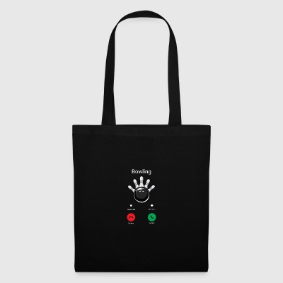 Bowling is calling - Tote Bag