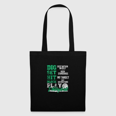 volley-ball Volley-ball cadeau - Tote Bag