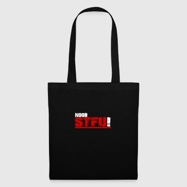 Noob Shut up The gamer gaming shirt for the pro - Tote Bag