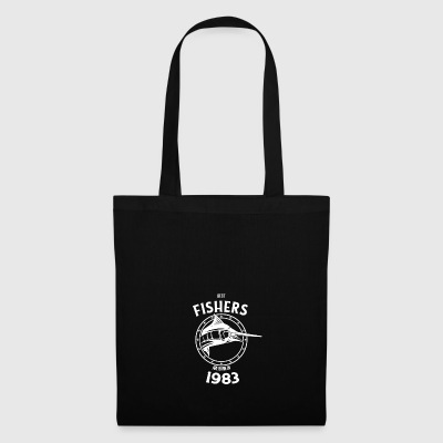 Present for fishers born in 1983 - Tote Bag