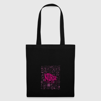 Nurse / nurse - Tote Bag