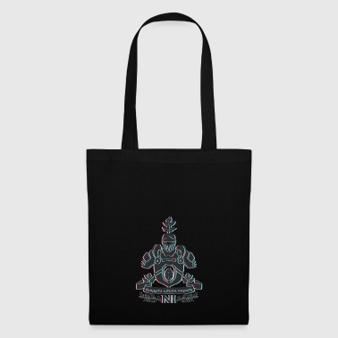 Knight with shield - Tote Bag