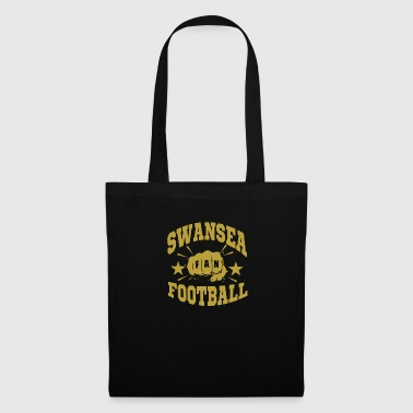 Swansea Football Fan - Tote Bag