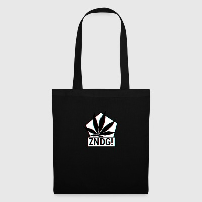 Ignition! ZNDG! feuille de cannabis - Tote Bag