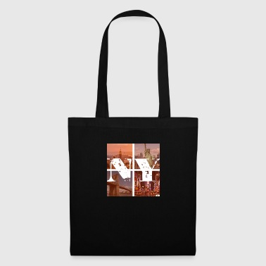 NEW YORK RED - Tote Bag