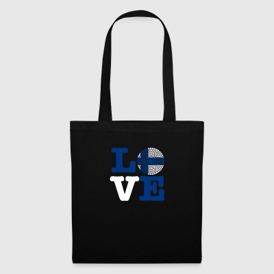 FINLAND HEART - Tote Bag