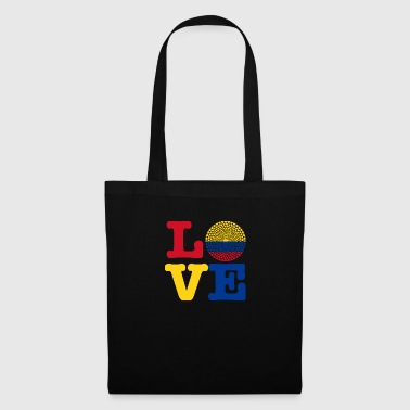 Colombie COEUR - Tote Bag