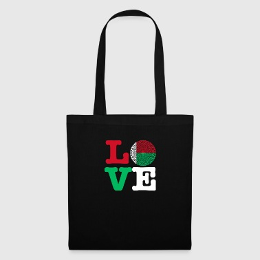 MADAGASCAR HEART - Tote Bag