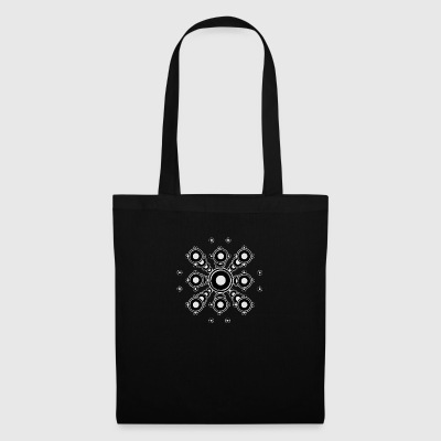 Psytrancer 2 S / W - Tote Bag