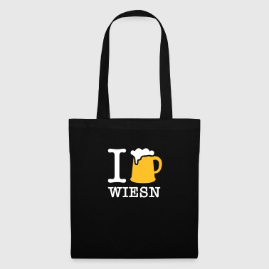I Love The Oktoberfest - Tote Bag