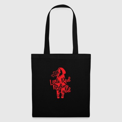Fairy Tale: Red Riding Hood - Little Red Riding Hood - Tote Bag