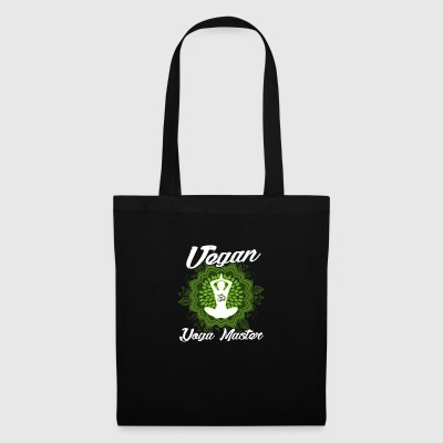 Vegan Yoga Master Vegan Yoga Master - Tote Bag