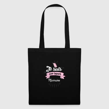 Une super Marraine - Tote Bag