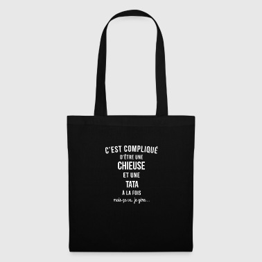 Chieuse et Tata - Tote Bag