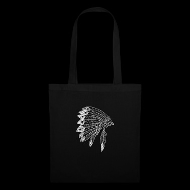 Origin Native American Indian Feathers Style Birth - Tote Bag