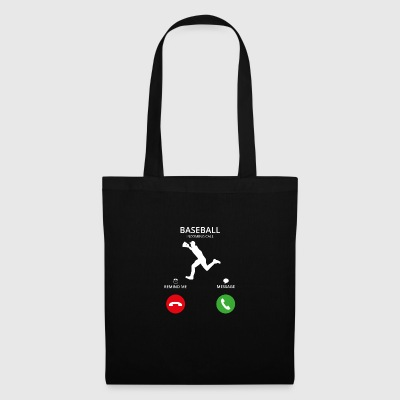 Call Mobile Call baseball - Tote Bag