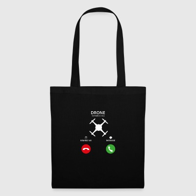 Appel Mobile Call drone drone - Tote Bag