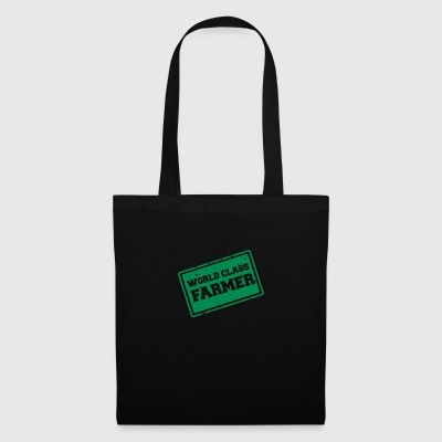 Farmer / Farmer / Farmer: World Class Farmer - Tote Bag