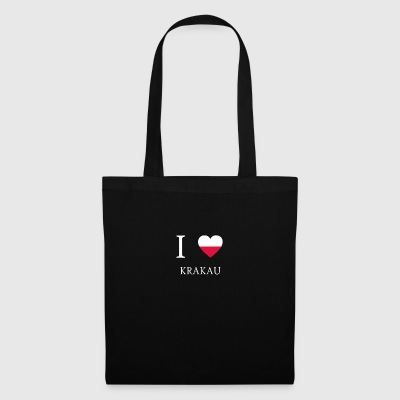 I love poland KRAKOW - Tote Bag