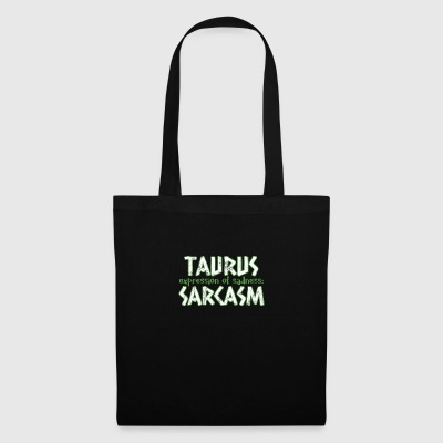 Star sign Taurus / Zodiac Taurus - Tote Bag