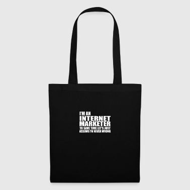 commercialisation de l'Internet - Tote Bag