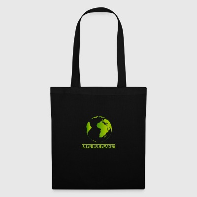 LOVE OUR PLANET - Tote Bag