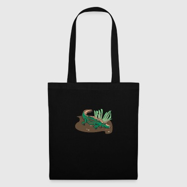 mal crocodile - Tote Bag