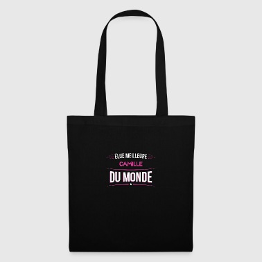 Camille t shirt drole pour Camille - Tote Bag