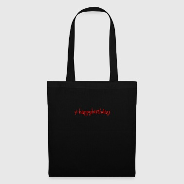 #happy Birthday - Tote Bag