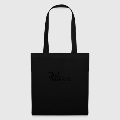 Mariage / Mariage: Just Married - Tote Bag