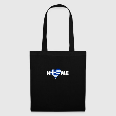 Home love Greece - Tote Bag