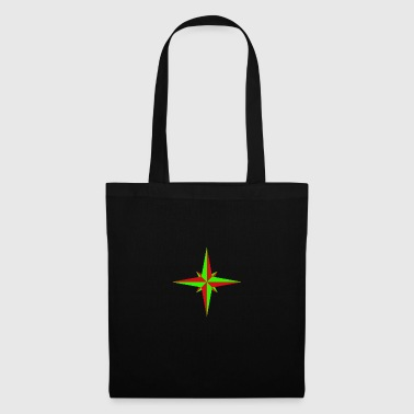 Windrose / compass rose / compass / compass - Tote Bag
