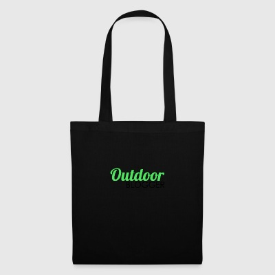 Outdoor blogger - Tote Bag