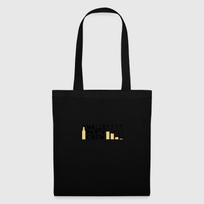 Malle Party Creqw - Tote Bag