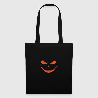 halloween citrouille - Tote Bag