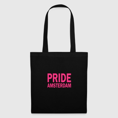 Pride Amsterdam in pink - Tote Bag