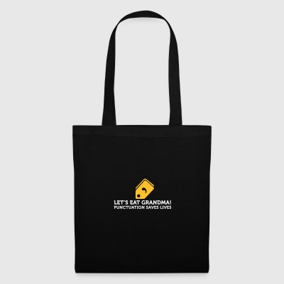 How To Eat Grandma! Save Punctuation Life! - Tote Bag