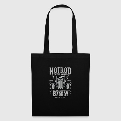 Twisted Hotrod2 - Tote Bag