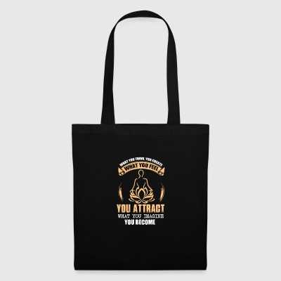 What you feel, you become - Tote Bag