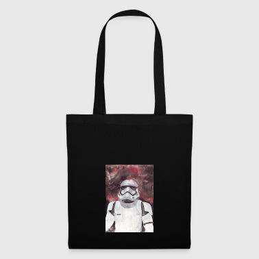 Stormtrooper Galaxy Art - Tote Bag