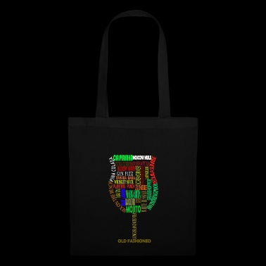COCKTAILS_rework - Tote Bag