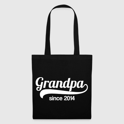 Grandpa since 2014 - Tote Bag