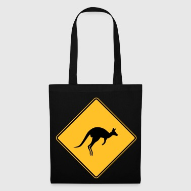 Attention Kangourou - Tote Bag