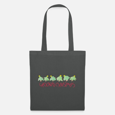 Crook Crooked Christmas - Tote Bag