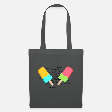 Ice ICE, ICE CREAM - Tote Bag
