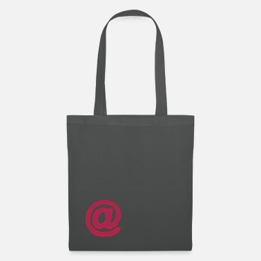 Miscellaneous Miscellaneous - At sign - sw - Tote Bag