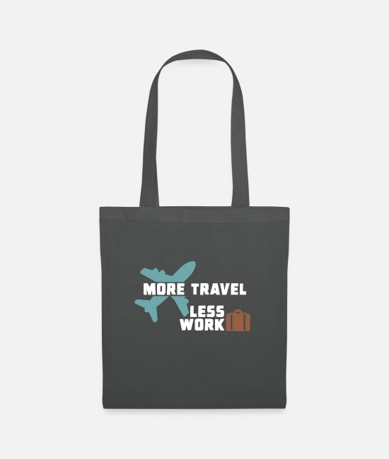 Travel Bags & Backpacks - Travel Travel - Tote Bag graphite grey