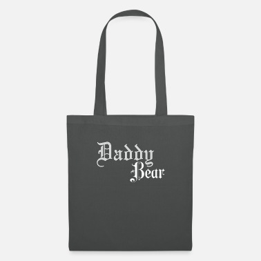 Baby Daddy Bear design | Sir Kinky product | Adult - Tote Bag
