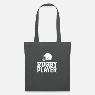 Rugby rugby player - Tote Bag