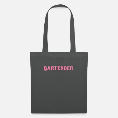 Liquor barkeeper - Tote Bag